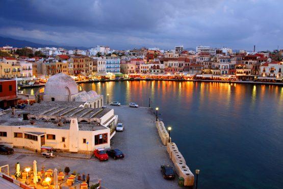 Παλιά πόλη και Ένετικό λιμάνι